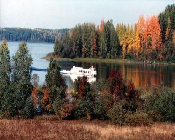 Кенозерский национальный парк - Вершинино, Архангельская область