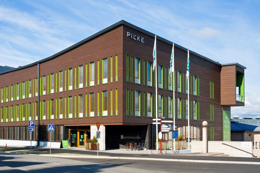 Научно-познавательный центр «Пильке»