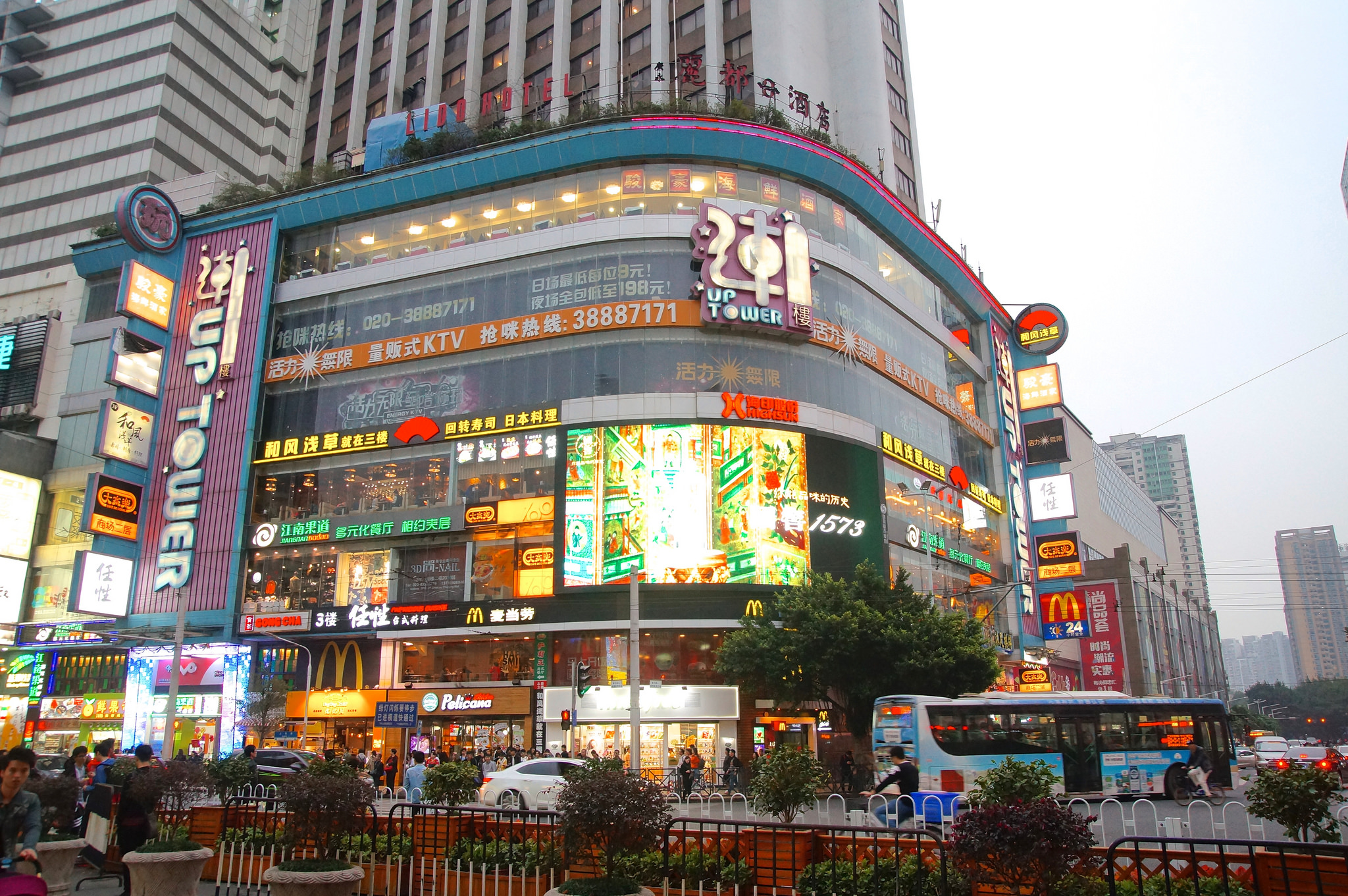 dadbdfe14c4 Шоппинг в Гуанчжоу — магазины
