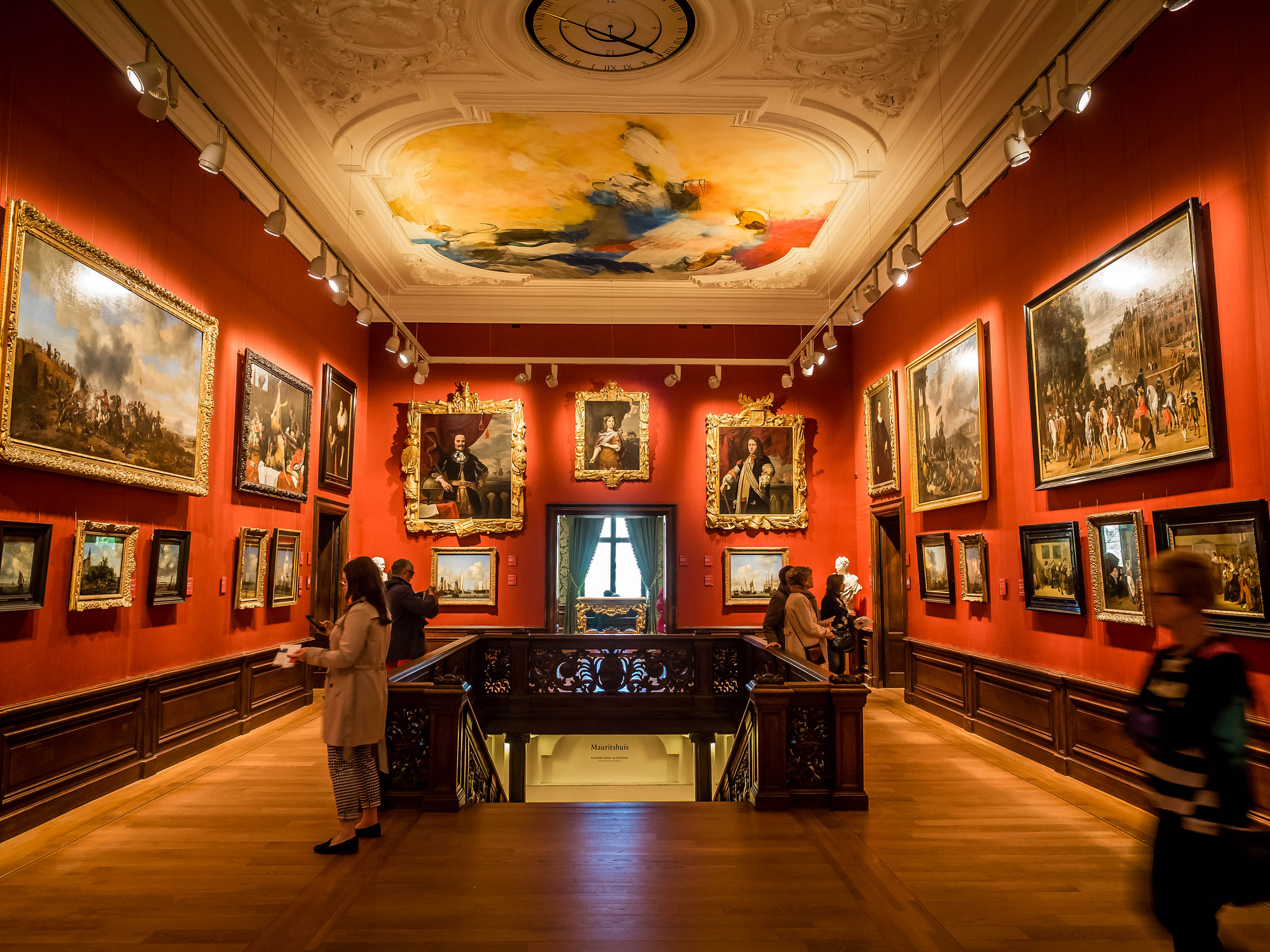 Королевская галерея Маурицхёйс, интерьер