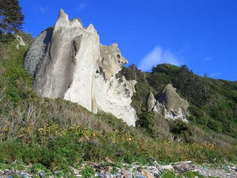 Природа на острове Кушинар