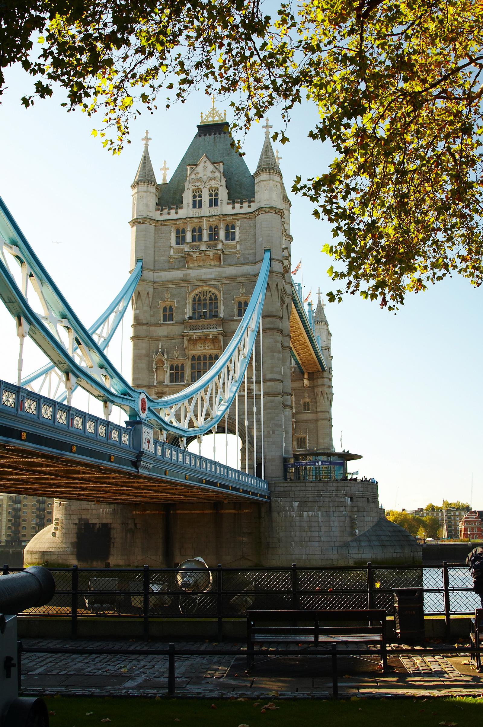 Виды Лондона, Англия