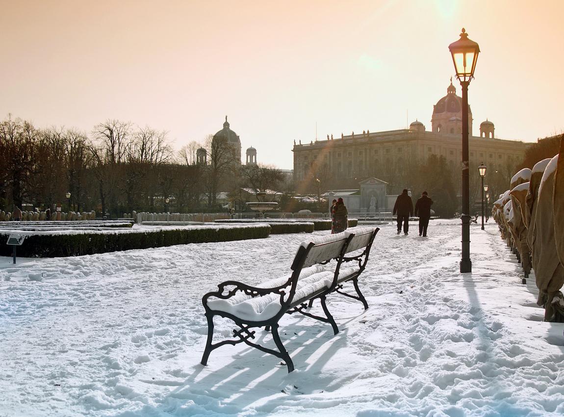 Картинки по запросу вена австрия зима