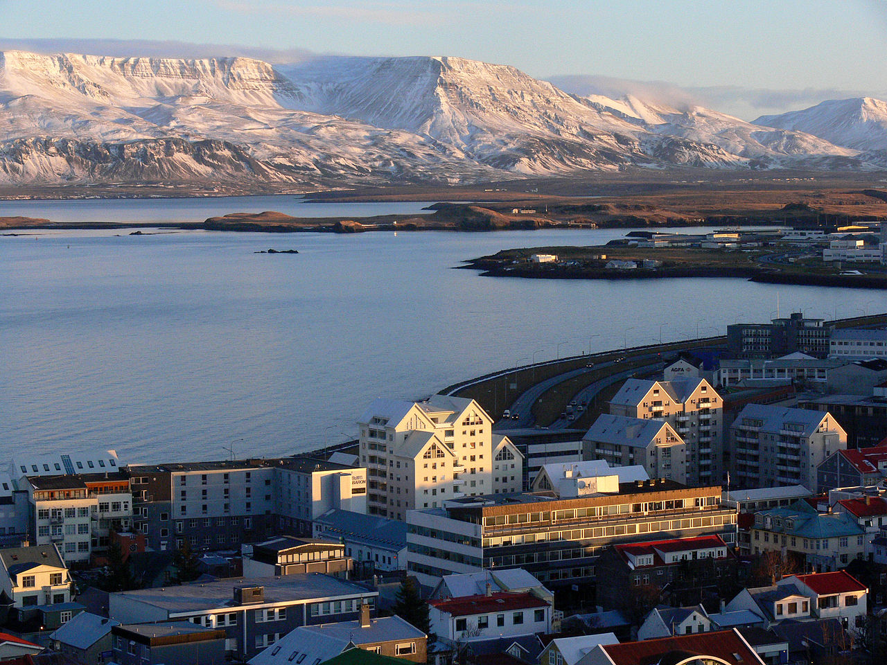 Дружбы, исландия картинки города