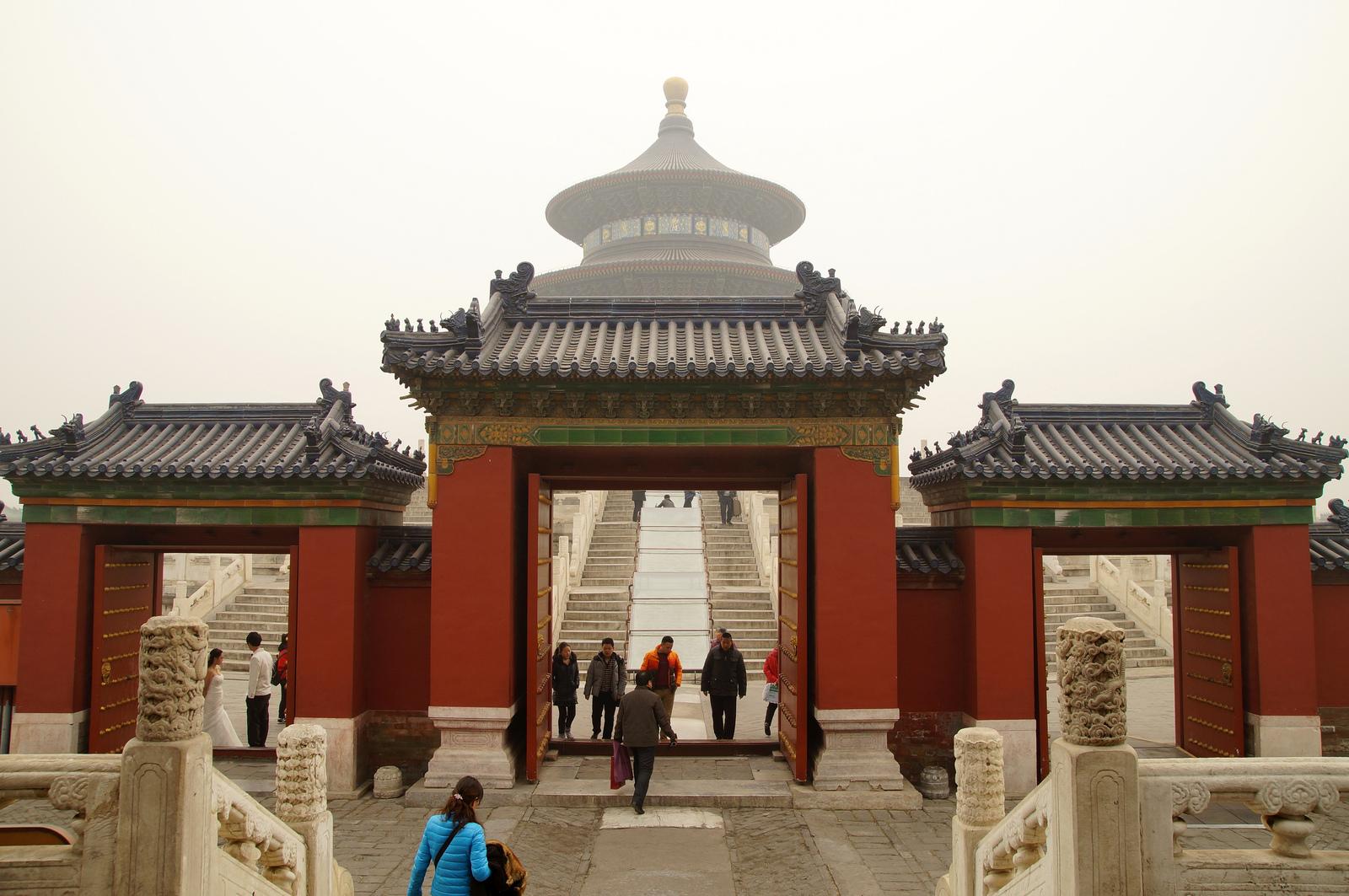 Вход в Юнхэгун, Пекин
