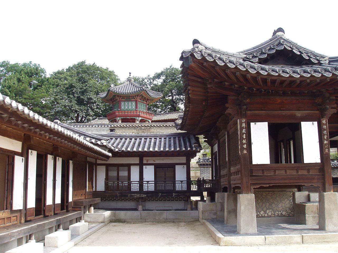 Дворец Чхандоккун в Сеуле, Наксонджэ
