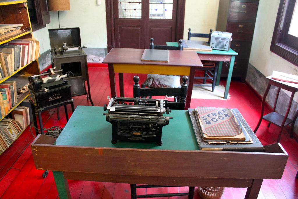 Дом-музей Троцкого, экспозиция