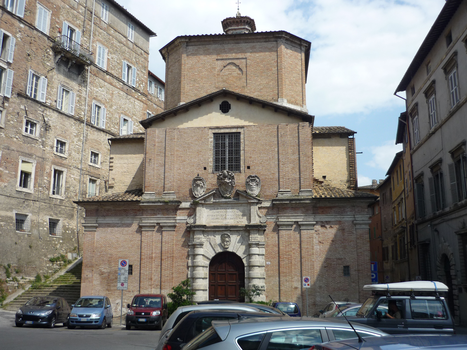 Церковь в Перудже