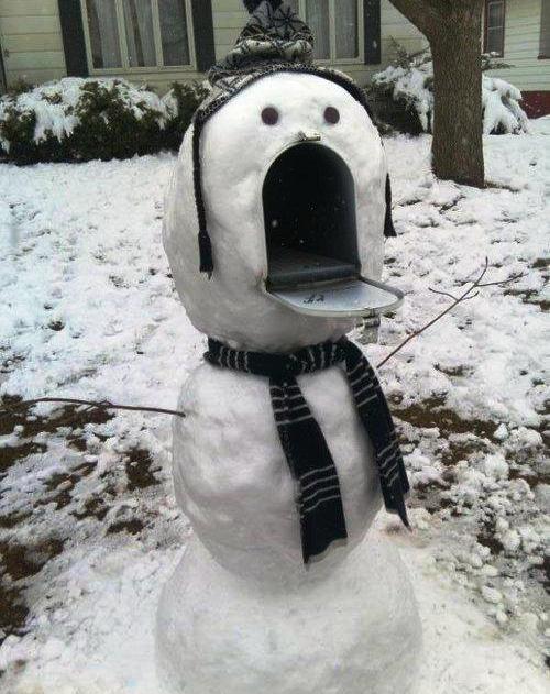 20 креативных снеговиков D.jpg