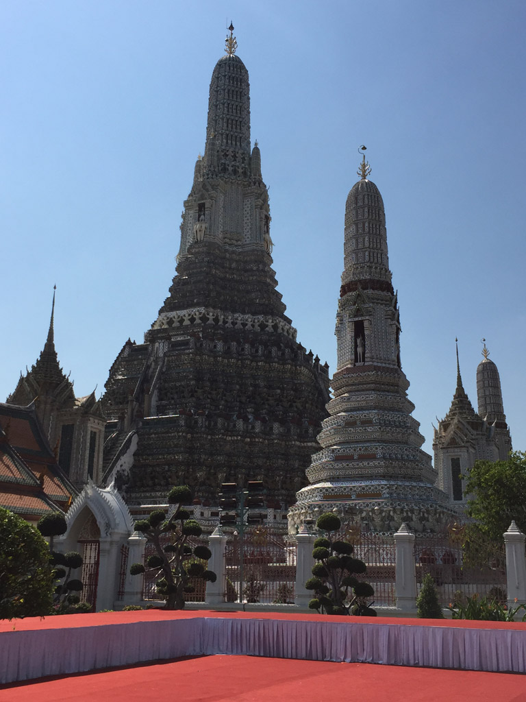 Буддийский храм Ват Арун, Бангкок