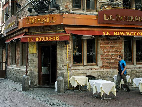 Кафе, Брюссель, Бельгия