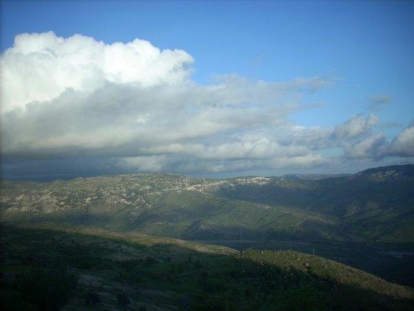 Кипрские просторы