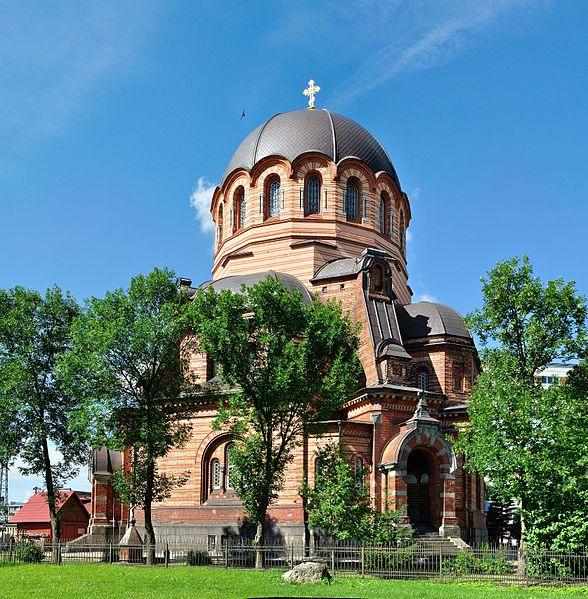 Нарвский православный Воскресенский собор, Нарва.jpg