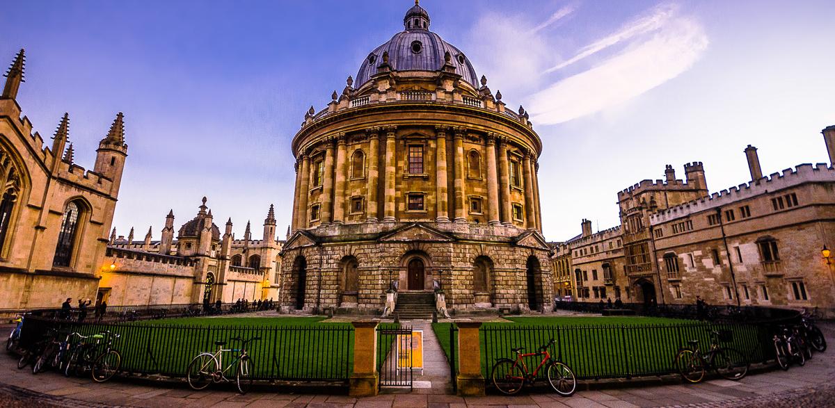 Оксфордский университетв Великобритании
