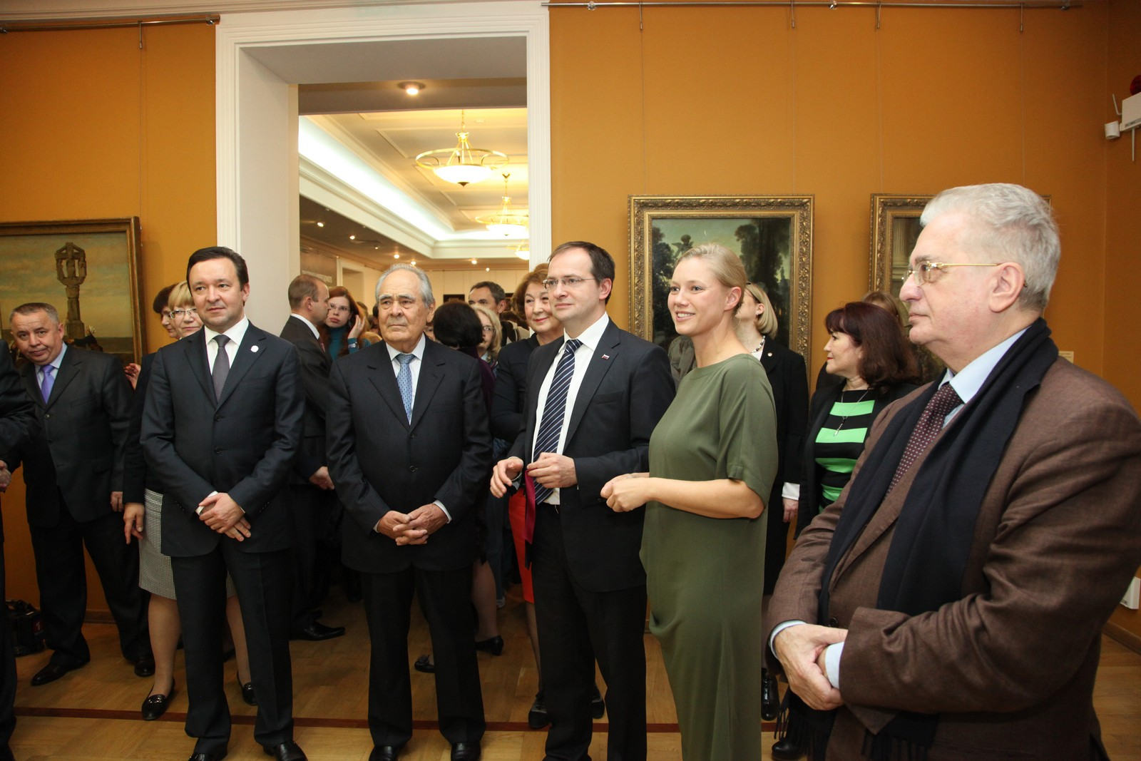 Центр «Эрмитаж-Казань», открытие выставки «Импрессионисты и их эпоха»