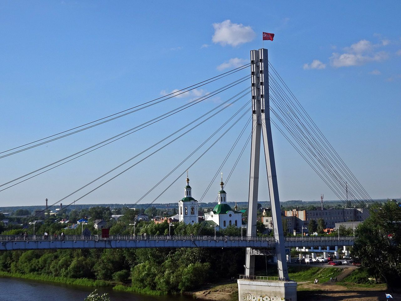 фото мост влюбленных тюмень