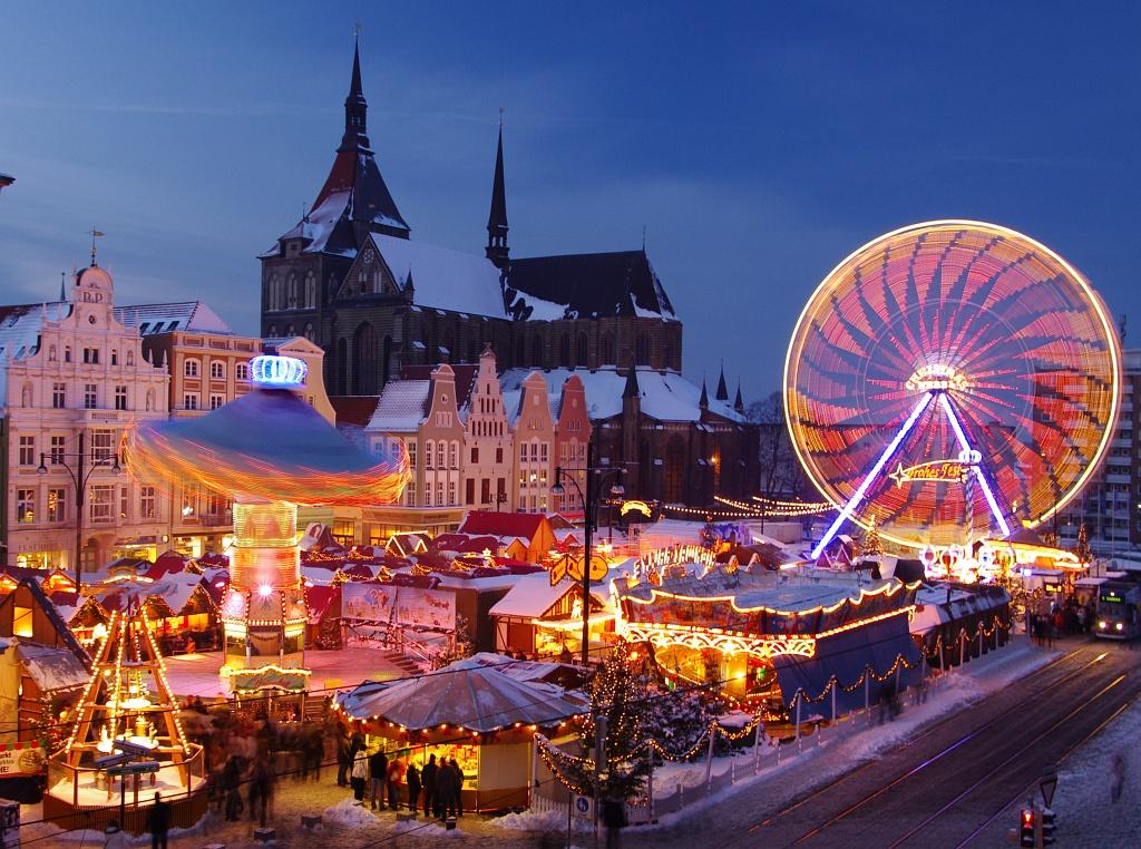 рождество в германии. фото