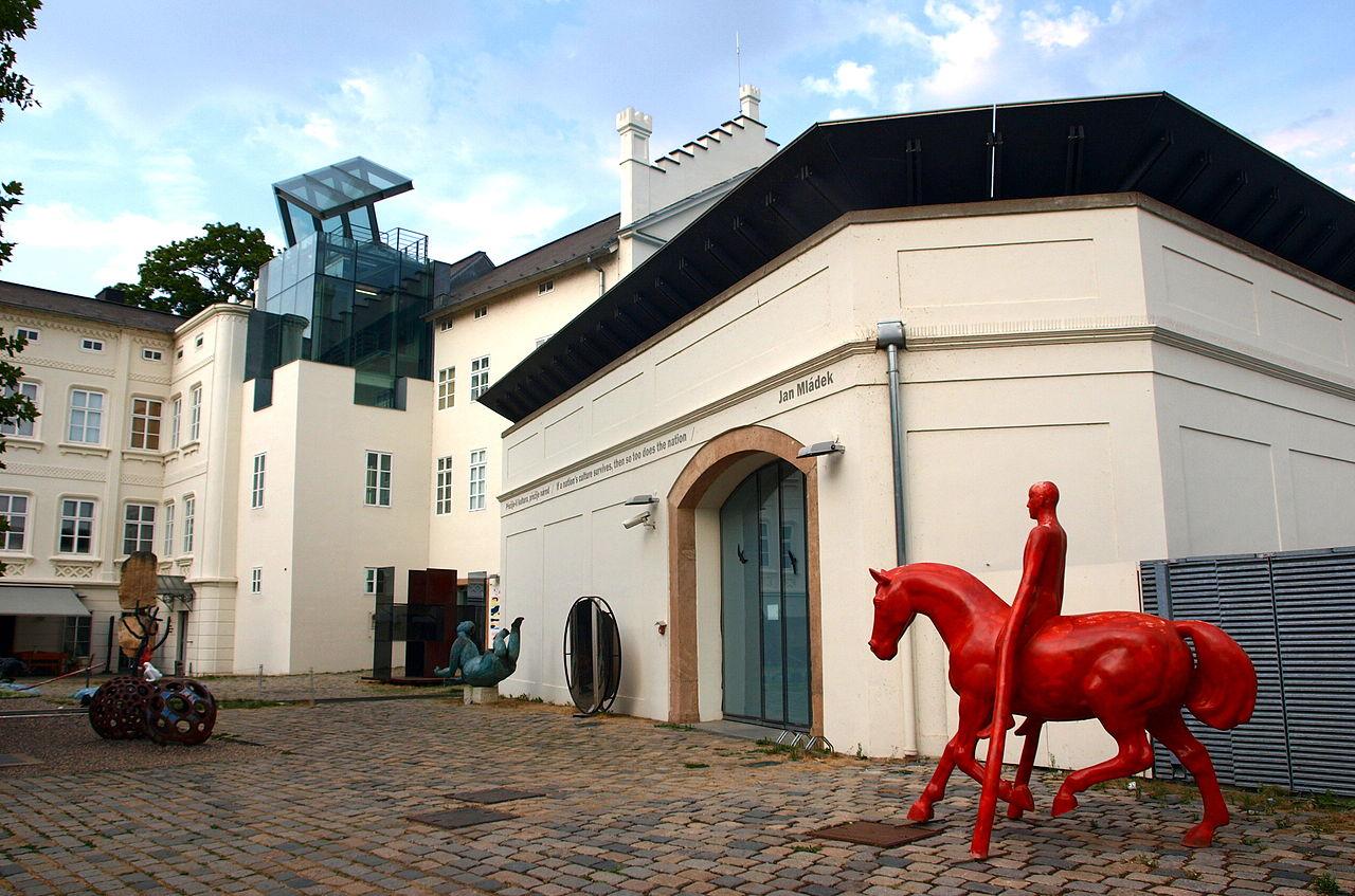 Музей Кампа, музей современного искусства в Сововых мельницах