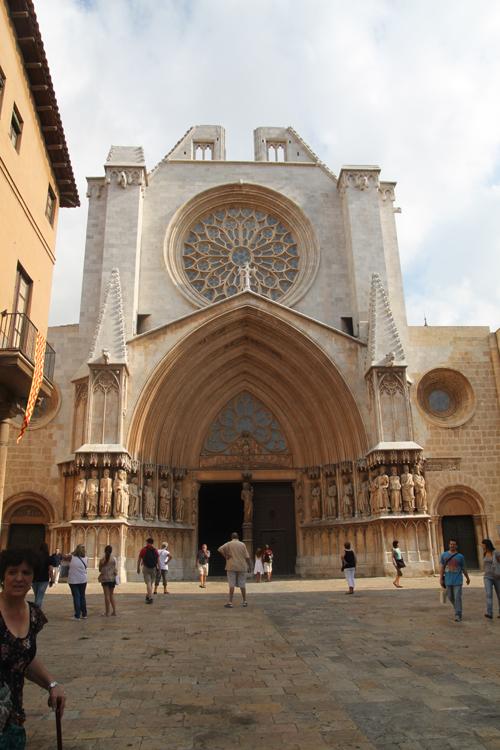 Собор, Таррагона, Испания.JPG