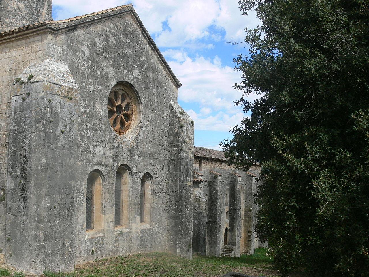 Аббатство Сенанк, цистерцианское аббатство в Провансе