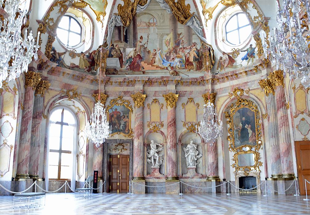 Вюрцбургская резиденция, Императорский зал
