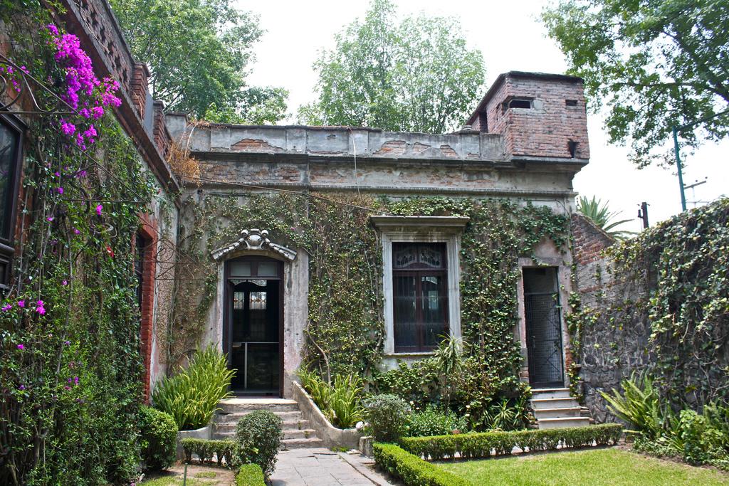 Дом Троцкого, Мехико