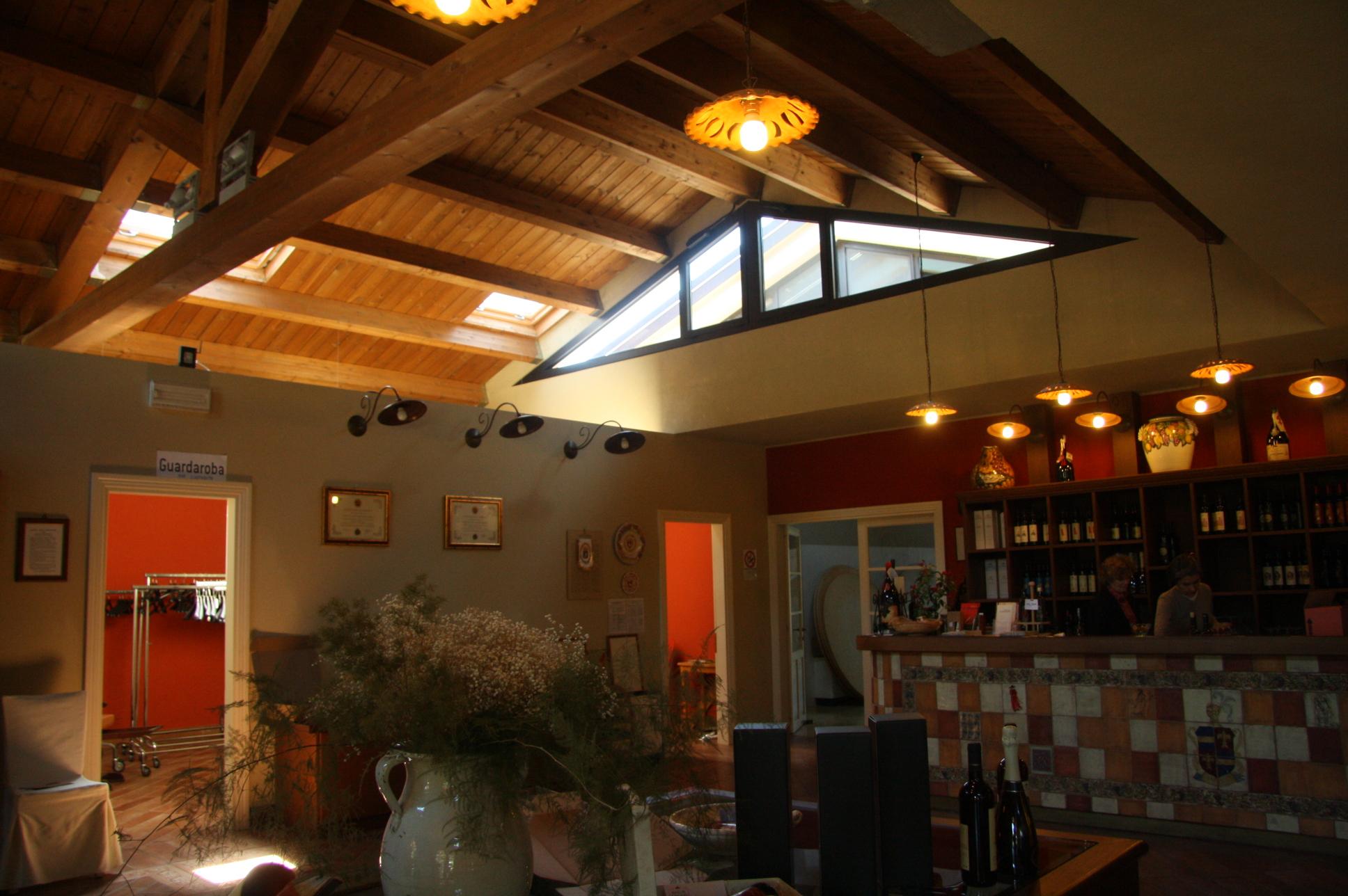 Уютная винодельня Tenuta del Monsignore