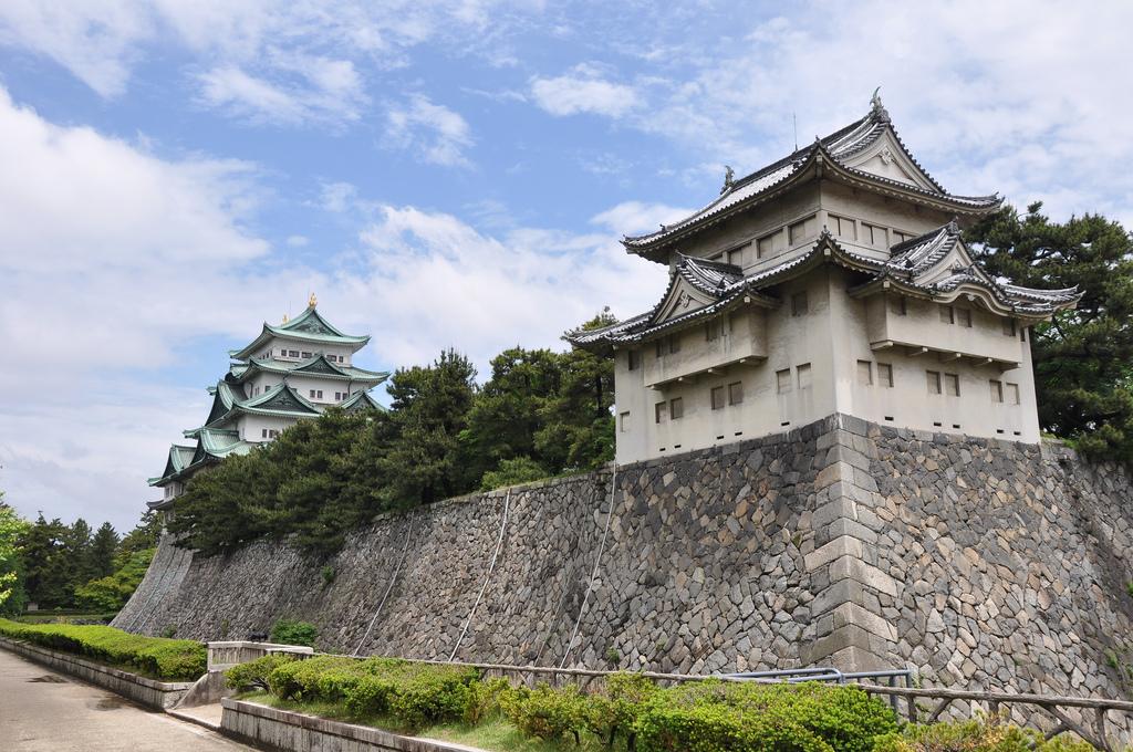 Замок Нагоя, угловая башня