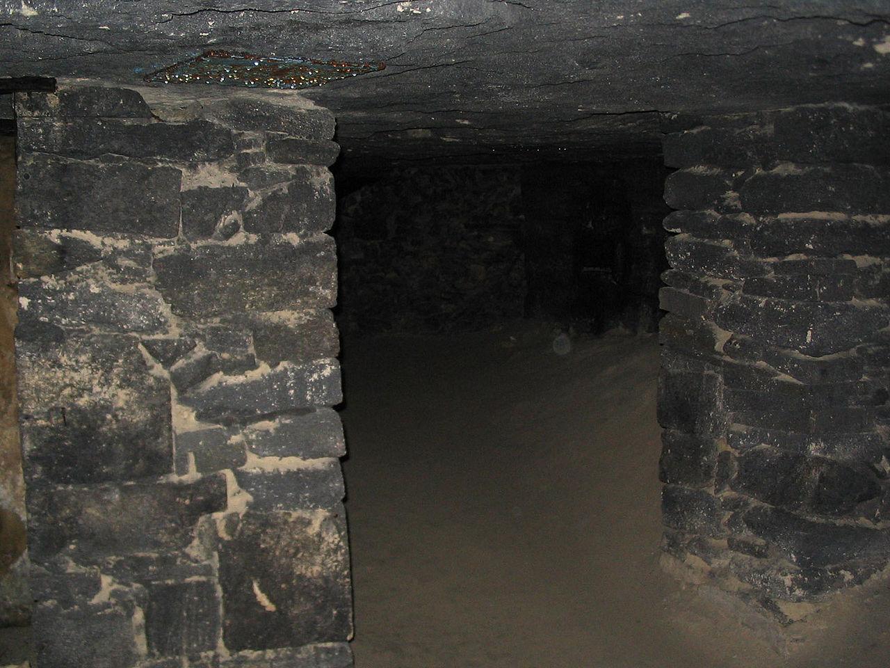 Аджимушкайские каменоломни, коридор