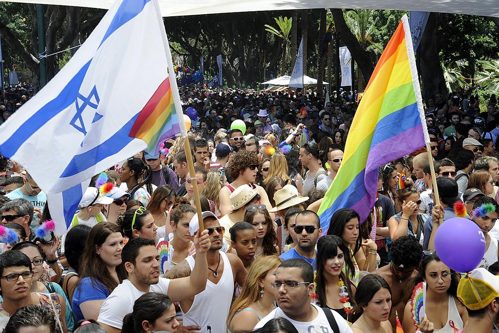 Сексменьшинства в израиле