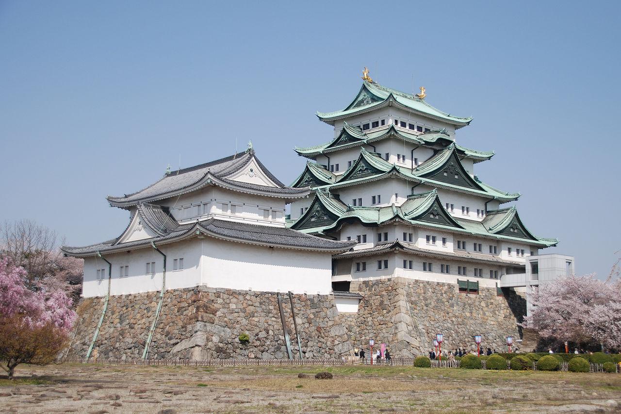 Замок Нагоя, Япония