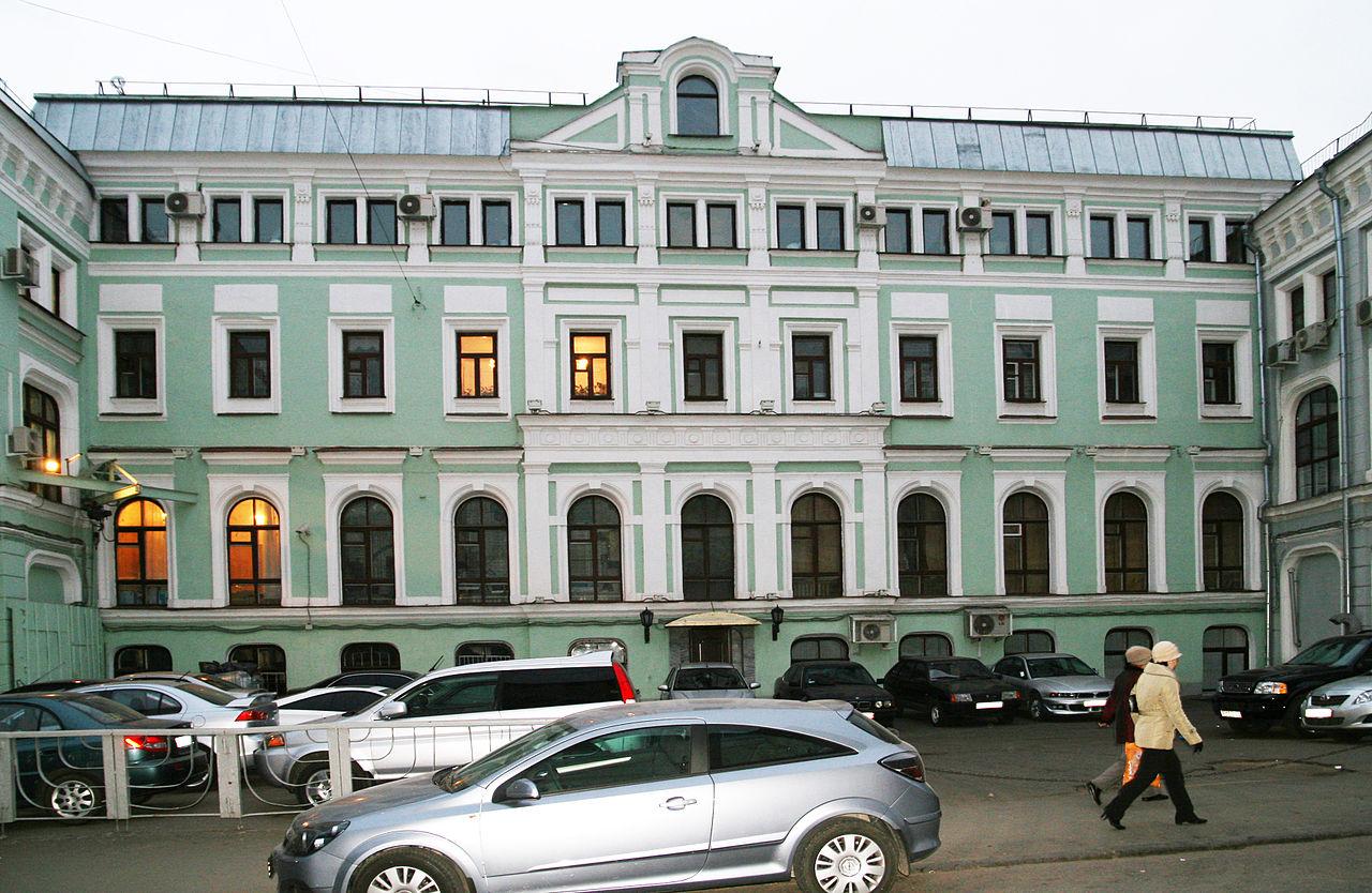 Московская оперетта; корпус, выходящий на Кузнецкий Мост