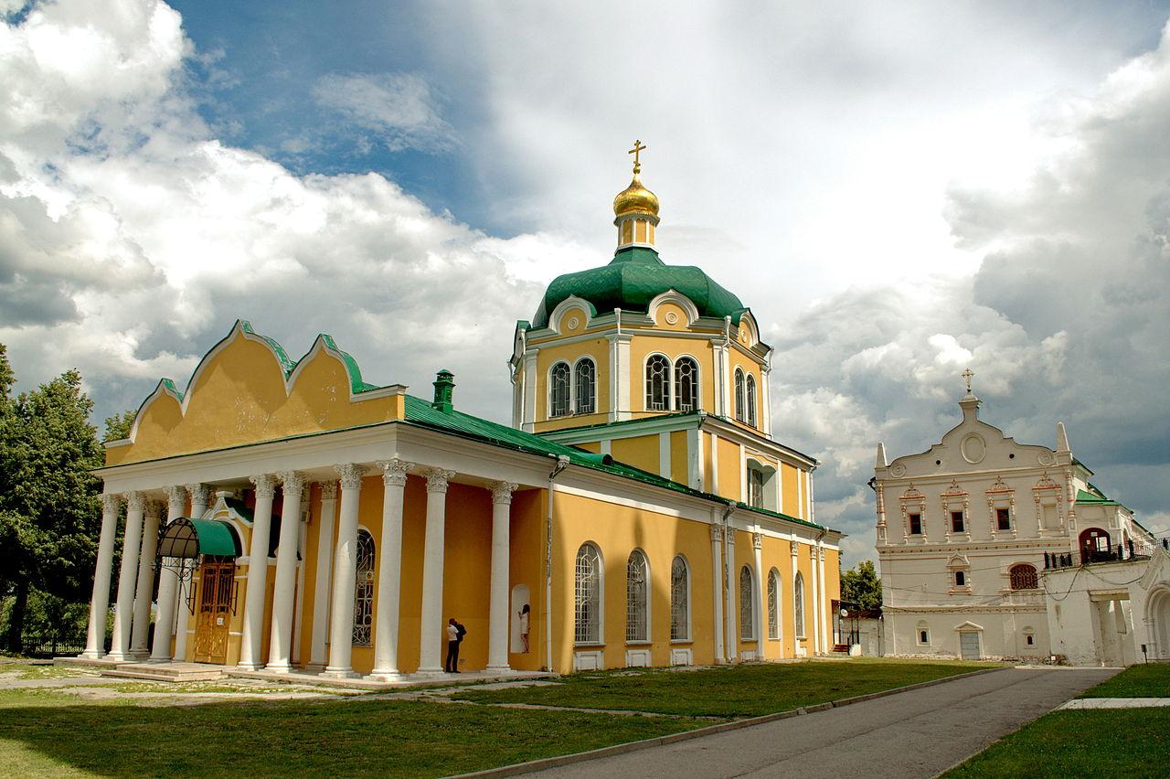 Рязанский кремль, Христорождественский собор