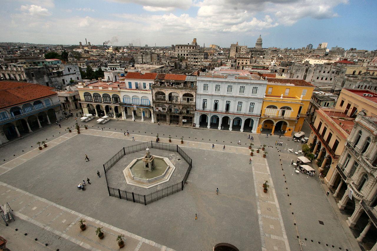 Старая Гавана, Старая площадь