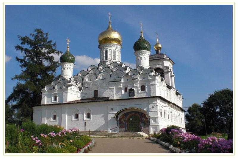 Церковь Николая Чудотворца, Николо-Урюпино, Московская область