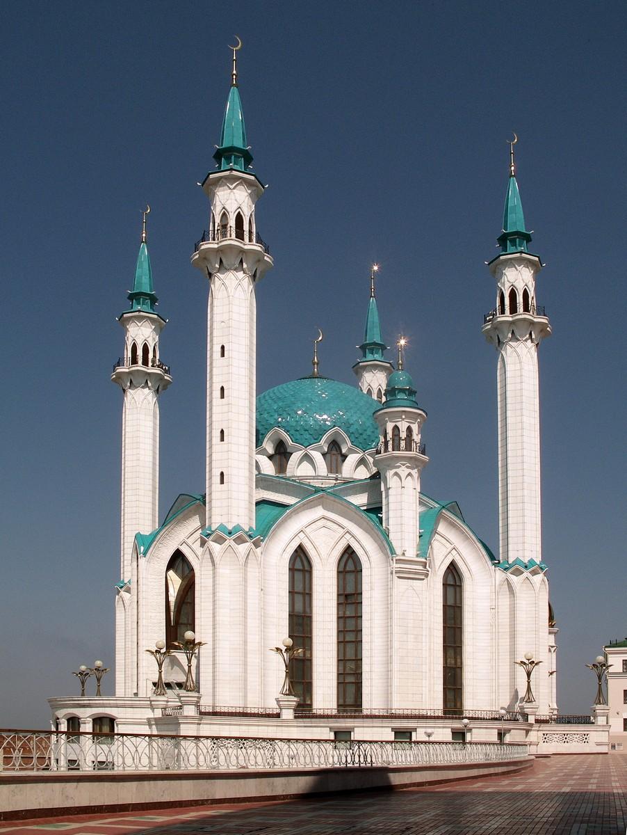 Минареты Кул-Шариф, Казань
