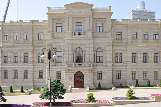 Музей искусств Азербайджана, Баку
