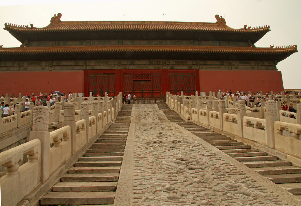 Дворец в запретном городе, Пекин