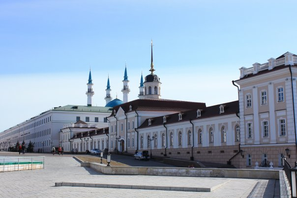 Казань, виды города