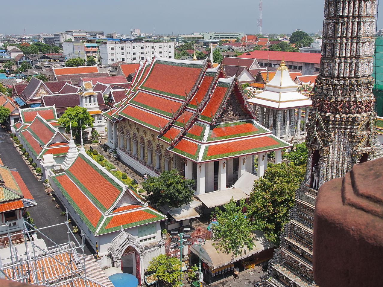 Комплекс Ват Арун, Бангкок