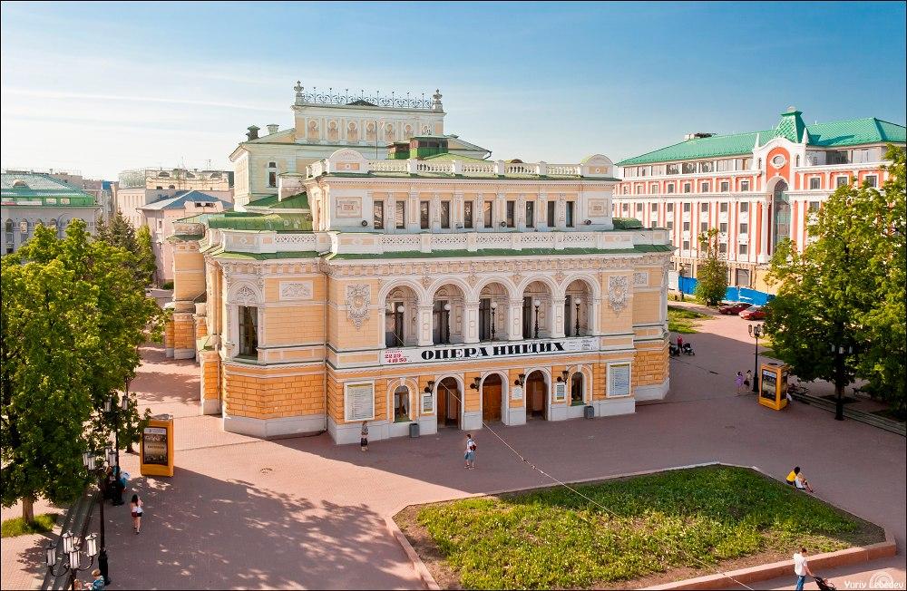 Афиша театров драмы нижнего новгорода академ парк кино цена билета