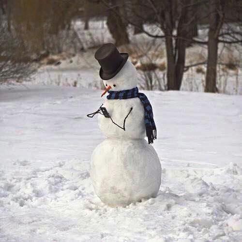 20 креативных снеговиков H.jpg