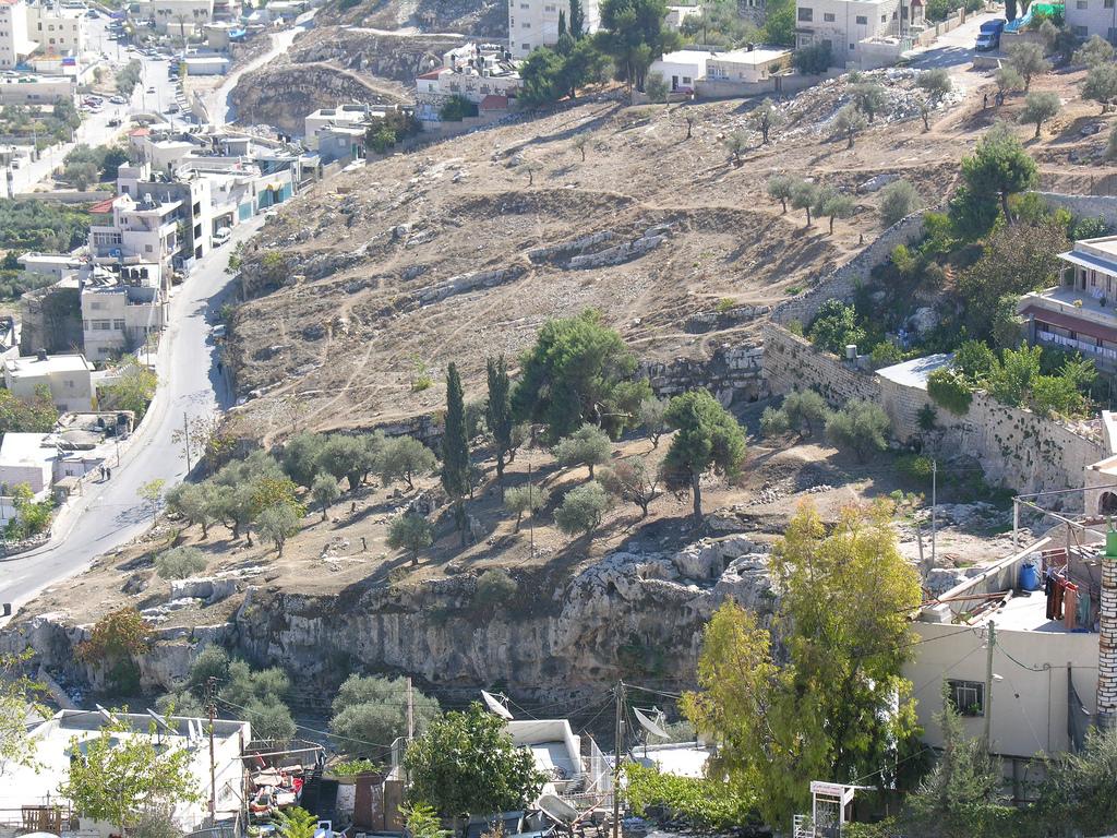 Акелдама, Иерусалим