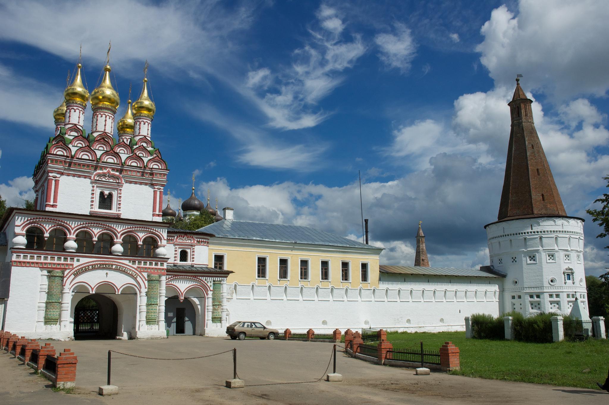 Иосифо-Волоцкий монастырь, Московская область