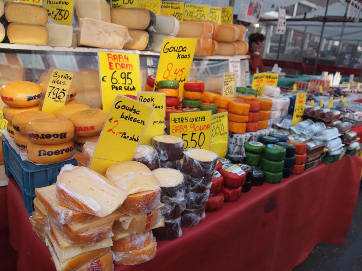 Рынок Альберта Кёйпа, Амстердам