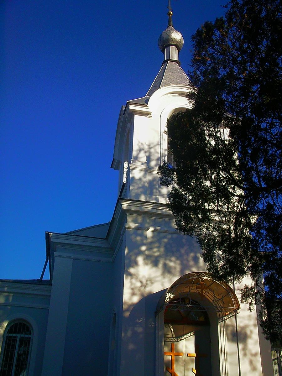 Храм Всех Святых в Симферополе
