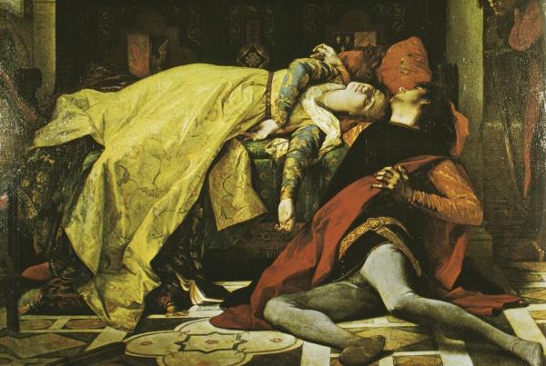 Александр Кабанель, Паоло и Франческа.jpg