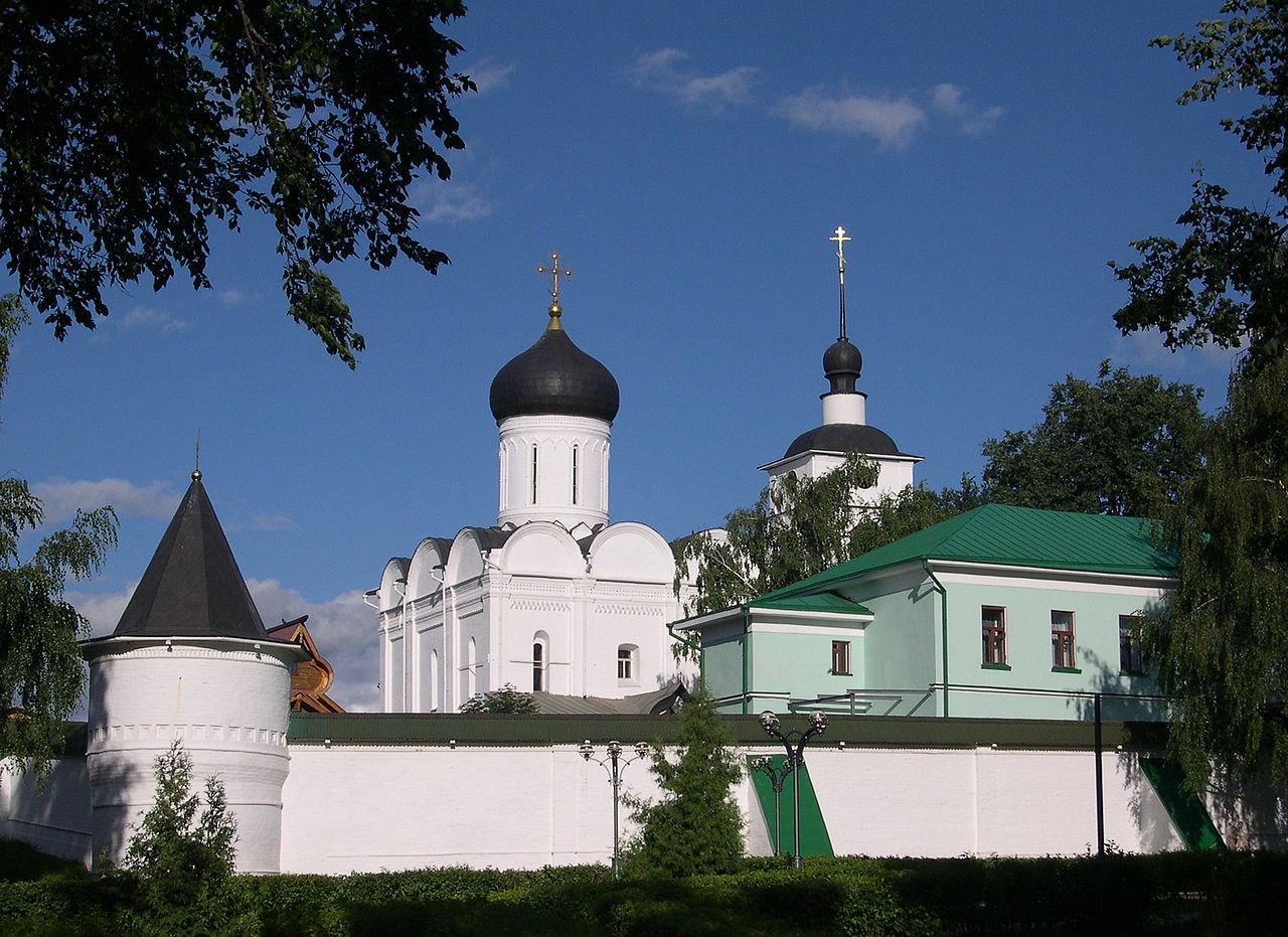 Борисоглебский монастырь Дмитрова