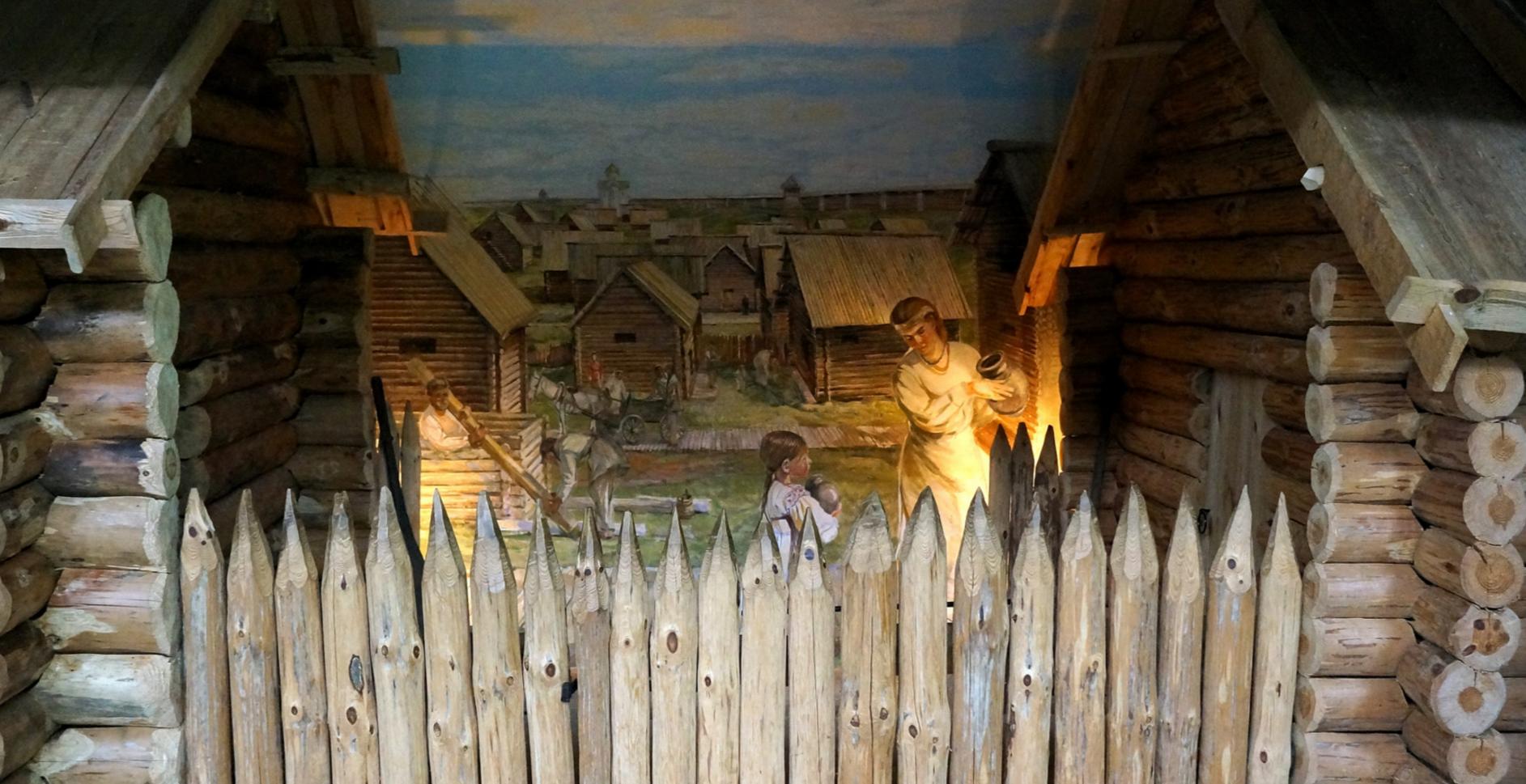 Историко археологический музей берестье