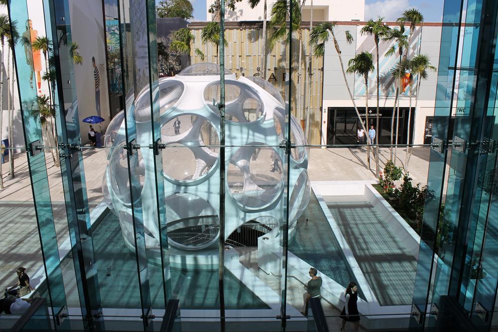 Виды Дизайн-дистрикт в Майами